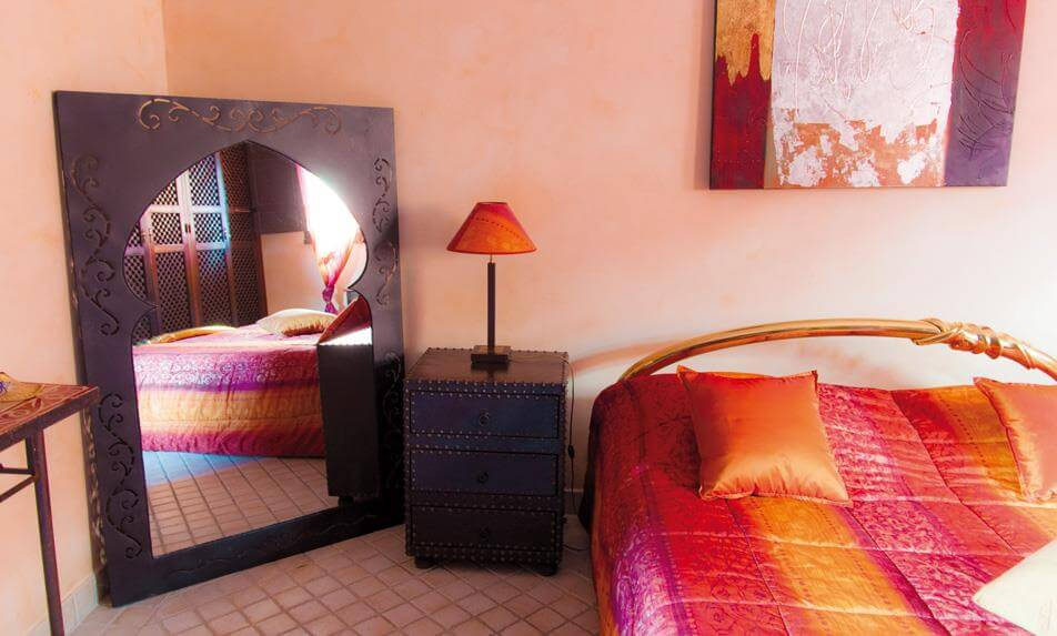 chambres doubles riads resort by nateve : location riad au Cap d'Agde